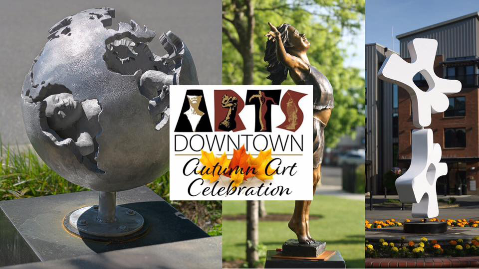 Arts Downtown Autumn Arts Celebration Night out Discount Package